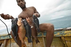 Los pescadores latinoamericanos fueron los primeros en identificarlo