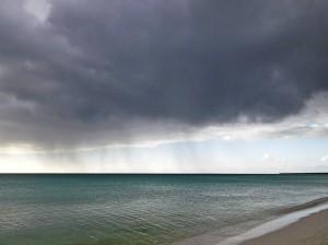 El Niño affects rain patterns. Photo by Lily Clarke.