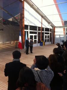 Otra costarricense, Christiana Figueres, líder del cambio hacia un mundo más sostenible.