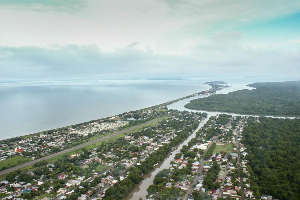 Países costeros como el nuestro se verán especialmente afectados por el aumento del nivel del mar.